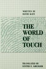 The World of Touch, Katz, David, Acceptable Book