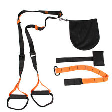 Profi Suspension Trainer Schlingentrainer SlingTraining Türanker Orange Neu