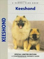 Keeshond: A Comprehensive Owner's Guide-ExLibrary