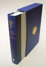 NEW The Silmarillion by J R R Tolkien BOOK (Hardback) Free P&H