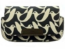 ORLA KIELY Mobile Phone Case for iPhone 5/4 4S 3G Birdwatch Cream & Navy