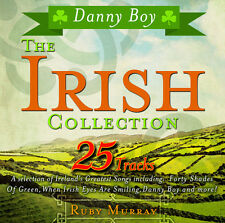 Ruby Murray - Danny Boy  (The Irish Collection) Irish Traditional Music CD