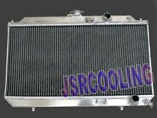 2 ROW Aluminum Radiator fit for 1990-1993 Acura Integra MT New