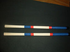Drum sticks Hot Rods Drum Sticks Cyote Stix 19 Tight Sound  Precision Hand made