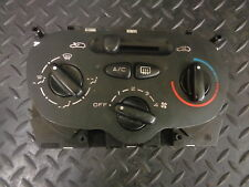 2004 PEUGEOT 206 1.4 HDI A/C HEATER CONTROL PANEL 99210