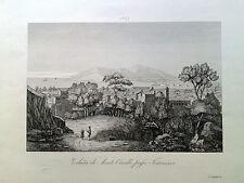 Monte Circello - Terracina - Lazio - Panorama - Zuccagni e Orlandini