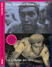 NEW CYCLING DVD, TWO BRILLANT FILMS ON ONE DISC: The Eddy Merckx  Collection