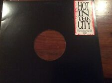 Billy Idol Hot In The City eXTERMINATOR mIX , rADIO eDIT US Dj  12""