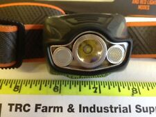 BUSHNELL 150 LUMENS HEADLAMP HANDS-FREE SPOT-FLOOD-RED MODES