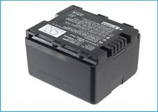 7.4V battery for Panasonic HDC-TM900, HDC-SD800 Li-ion NEW