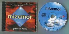Goscinnie Yanina cd MIZEMOR - Poland Import - POL-16-track-CD Swiety Pawel
