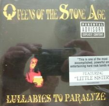QUEENS OF THE STONE AGE - Lullabies To Paralyze (CD) . FREE UK P+P .............