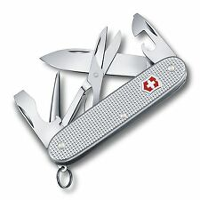 Victorinox Swiss Army Knife - Pioneer X - Silver Alox - Free Shipping