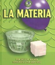 La MateriaMatter (Libros De Energia Para MadrugadoresEarly Bird Energy) (Spanish