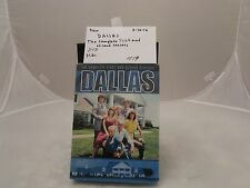 Dallas-The Complete First and Second Seasons brand new DVD box set #0212
