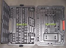 Craftsman Molded Tool Carry Case~Toolbox~Socket~Ratchet~Wrench~220pc+ ~ No Tools