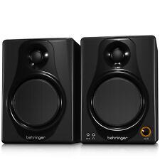 BEHRINGER MEDIA 40USB Active 150W Studio Monitor Speaker USB + Full Warranty