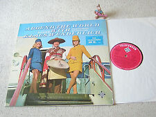 KLAUS WUNDERLICH Around The World With.. GER 2LP TELEFUNKEN ST 3002/1-2