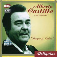 Alberto Castillo - Tangos y Valses [New CD]