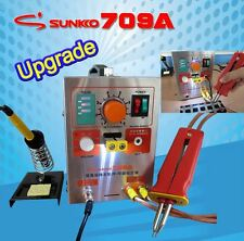SUNKO 709A SPOT WELDER SALDATORE AD IMPULSO COMBINATO PER BATTERIE LITIO POWER