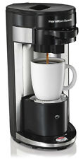 Hamilton Beach FlexBrew SingleServe Coffeemaker Ground & K-Cup Compatible 49995A
