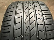 ONE NO PATCH 295 40 21 CONTINENTAL CROSSCONTACT  MO TIRE 295/40R21