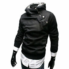 Men Casual Slim Hoodie Pullover Hooded Coat Sports Sweatshirt Sweater Jumper Top