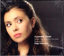 Vladimir GENIN b.1958 Seven Melodies for the Dial (Piano Cycle) OLGA DOMNINA CD