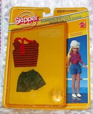 VINTAGE MATTEL Barbie 1982 CANADA ISSUE SKIPPER FASHION FANTASY CLOTHES #5810