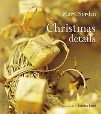 Christmas Details, Mary Norden