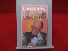 Carl Hurley Lessons In Laughter Comedy Cassette Brand New