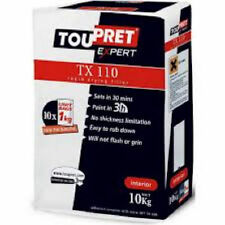 Toupret Superior Expert Interior Quick Drying Filler TX110 10kg