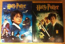 PELICULA DVD PACK HARRY POTTER 1+2 EDICIONES 2 DISCOS DIGIPACK