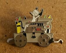 Nightmare Before Christmas Railroad Mystery Collection - Dr. Finklestein Pin