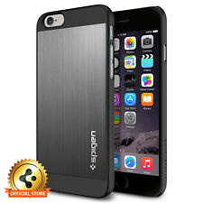 [Spigen Factory Outlet] Apple iPhone 6 / 6S Aluminum Fit Space Gray