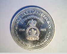 1976 Canada, Trade Token, St Catherines, Unc High Grade Coin  (Can-427)