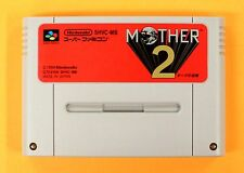 MOTHER 2 Nintendo Super Famicom Japanese Game SNES SFC Japan FREE Shipping USED