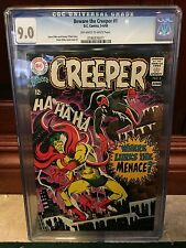 BEWARE THE CREEPER #1 CGC 9.0 VF/NM STEVE DITKO COVER (ID 3361)