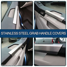 VW T6 Transporter Stainless Steel Grab Handle Covers (SET OF 2) *BRAND NEW*