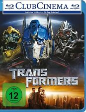 ANTHONY/DUHAMEL,JOSH/FOX,MEGAN ANDERSON-TRANSFORMERS 1  BLU-RAY NEU BAY,MICHAEL