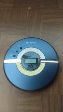 Sony Walkman Blue D-EJ100 Portable CD Player Discman G Protection