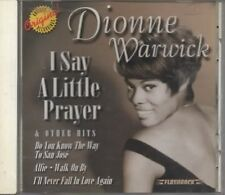 USA: DIONNE WARWICK - I SAY A LITTLE PRAYER (AND OTHER HITS) -   CD