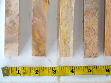 100 mango turning squares, 3/4 x 3/4 x 6 inches long, great for pens, nice wood