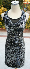NWT MASQUERADE $90 Black Juniors Prom Party Dress 5