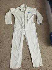 Vintage Rare IBM Lab Overall Jacket Medium EUC Apple Computer PC Microsoft