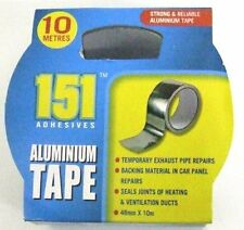 Aluminium Tape Adhesive Strong & Reliable Heat Proof MultipleUse 48mmX10M-TT1015
