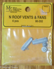 Micro Engineering, Inc. N #80202 Roof Vents/Fans