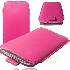 HQ Slim Cover Case Schutz Hülle Etui Tasche für TrekStor WinPhone 4.7 HD PINK
