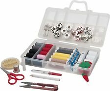 Sewing Kit 100 Pieces With Storage Box For Sewing Crafting SB18 By Sunbeam