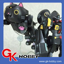 Japan C3 1:144 Black Robo Cat ZGMF-X88S Gaia Gundam HG Conversion Kit (Unpaint)